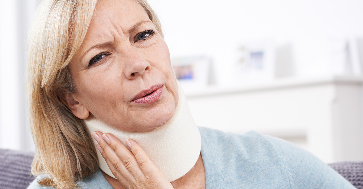 Neck Pain Personal Injury